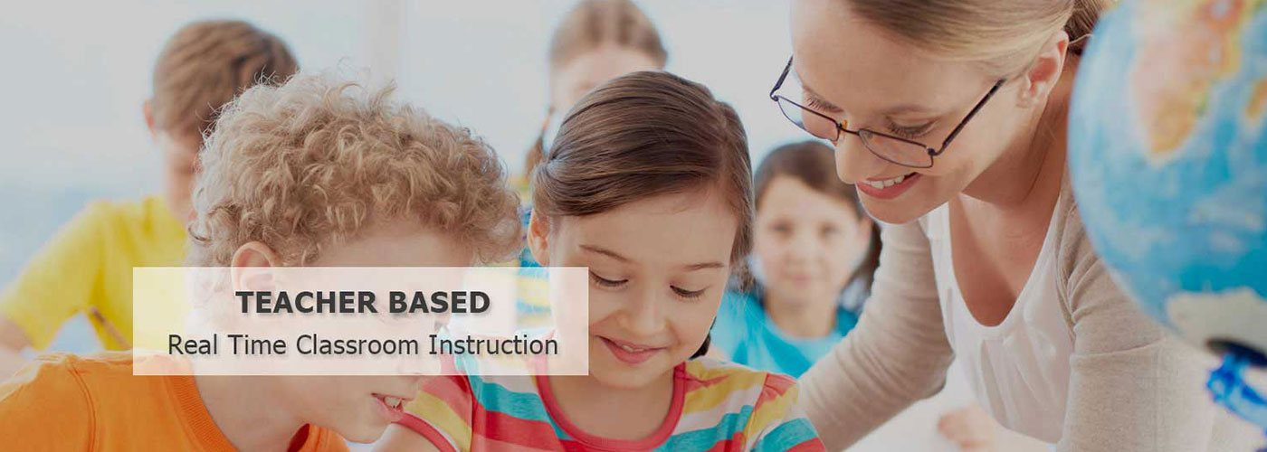Teacher based real time classroom instruction